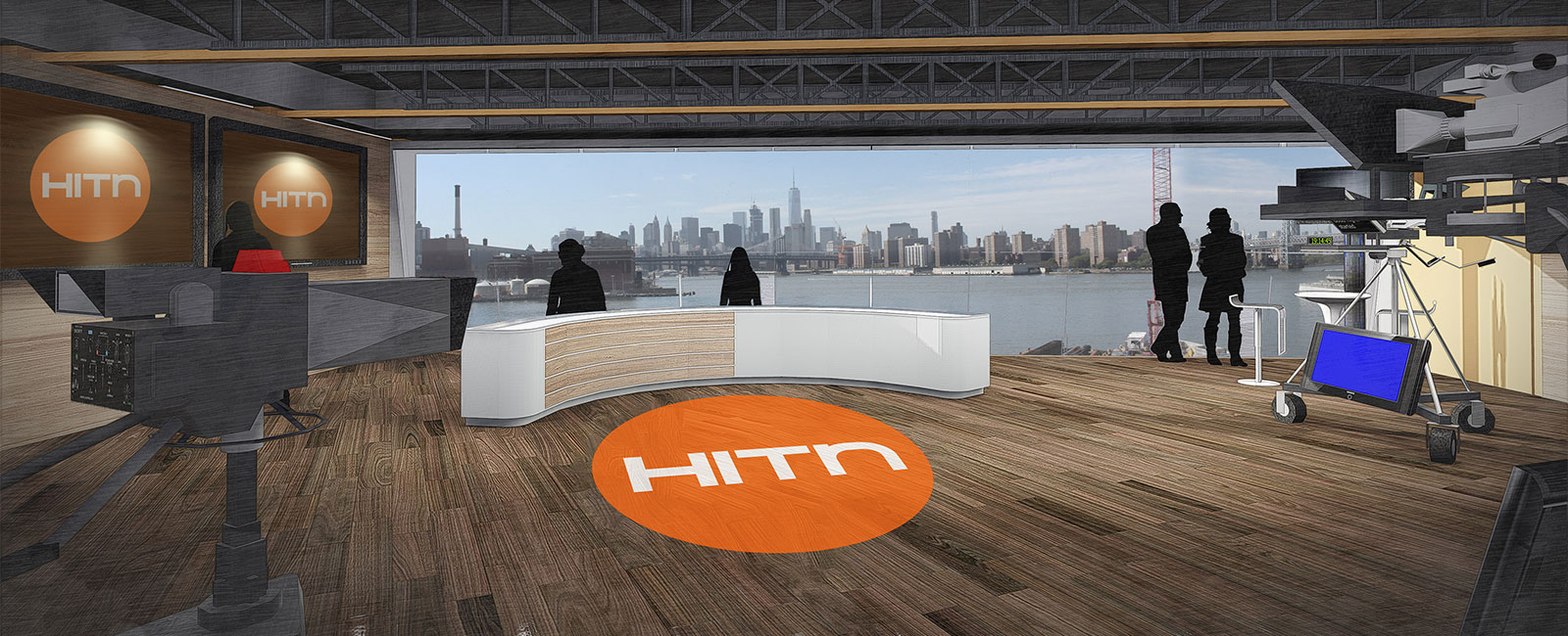 Brooklyn Navy Yard Signs Lease to Expand HITN's Footprint at Building 292